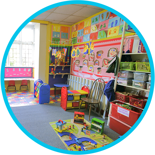 Daycare facility or daycare in-home settings